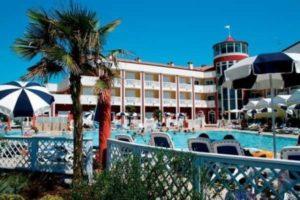 Hotel Olympus, Caorle